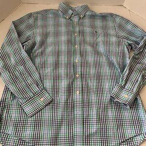 Men's VINEYARD VINES Casual Dress Shirt Large